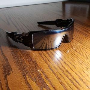 Oakley Oil Rig Black sunglasses